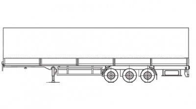 Прицеп МАЗ 938020-051